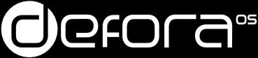 Logo de DeforaOS